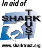 Shark Trust logo in aid of